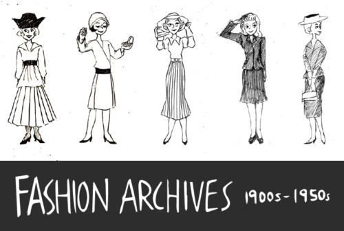 Fashion Archives (アニメーション)